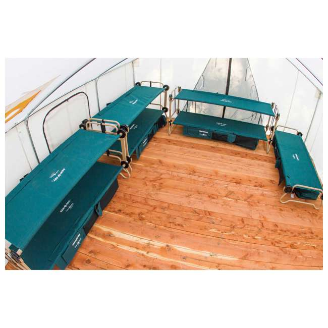 30002BO-U-A Disc-O-Bed X-Large Cam-O-Bunk Cot 9