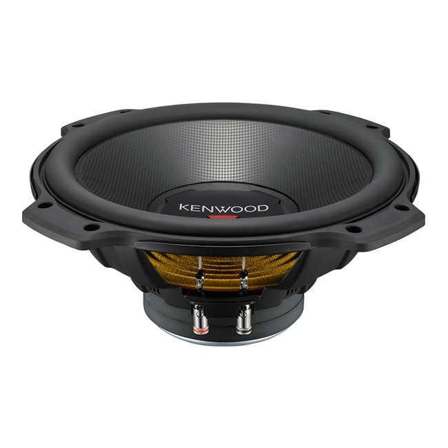 DODGEKENWOODPACKAGE Kenwood 12-Inch 2000W Subs with Dodge Ram Quad Cab '02- Box with Amplifier with Wiring (Pair) 10