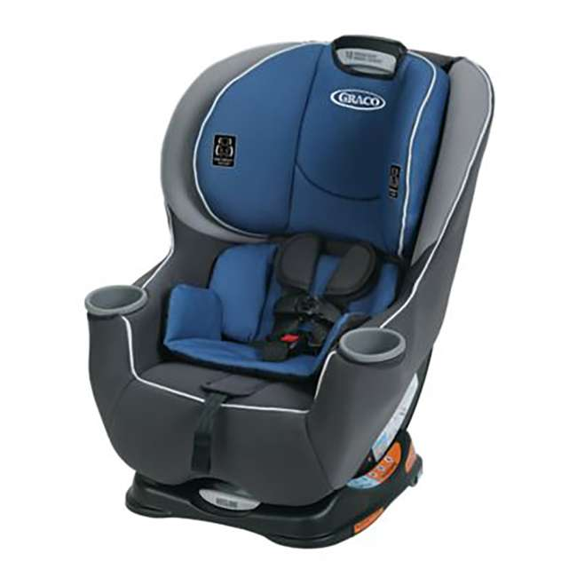 2021605 Graco 2021605 Sequence 65 Convertible Car Kids Seat with Washable Cover, Malibu