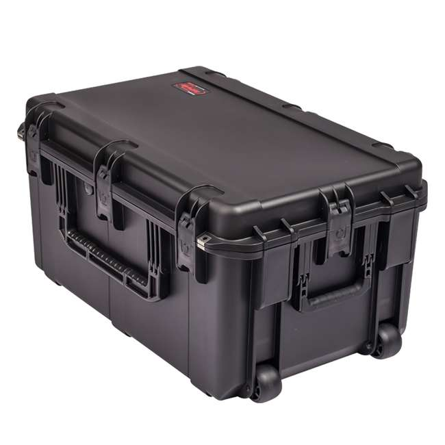 3i-2918-14BE SKB Cases iSeries 291814 Waterproof UV Resistant Utility Military Case, Black