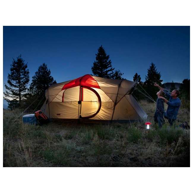 Coleman Weathermaster 10 Person Family Camping Tent W