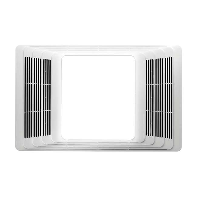 BR-696-U-A Broan Bathroom Bath Ceiling Ventilation Fan Vent and Light (Open Box) (2 Pack)