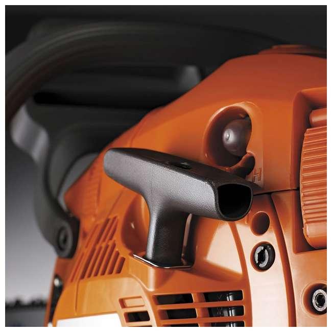 HV-CS-967651103 + HV-TOY-522771104 Husqvarna 450E 20 Inch Bar 50.2cc 3.2 HP Gas Chainsaw and 440 Kids Toy Chainsaw 4