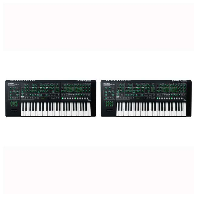 SYSTEM-8 Roland SYSTEM-8 Tabletop DJ Plug-Out Synthesizer (2 Pack)