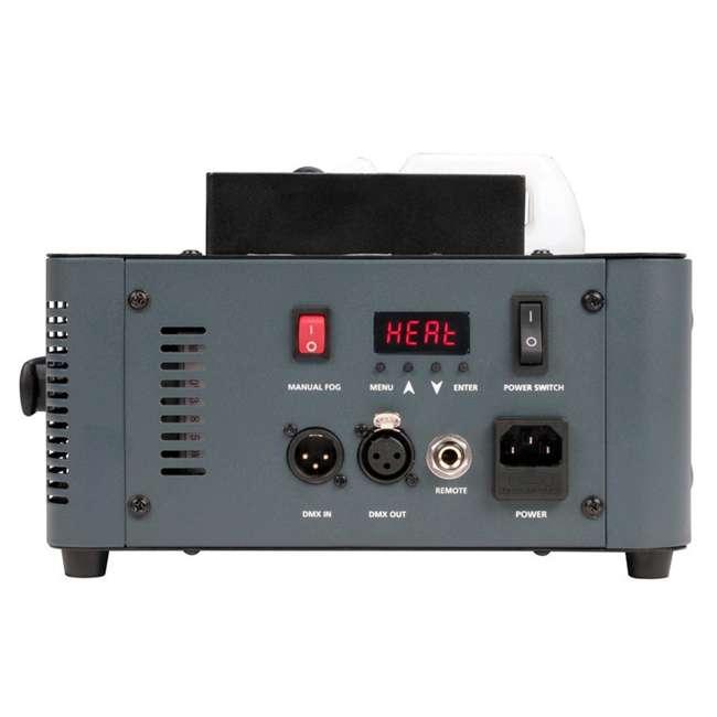 FOG-FURY-JETT American DJ Fog Fury Jett Fog Smoke Machine & LED Lights with Wireless Remote 4