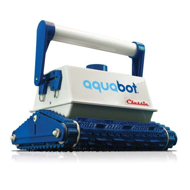 6 x AB-CLASSIC-U-C Aquabot Auto Robotic In Ground Wall Swimming Pool Vacuum (For Parts) (6 Pack)