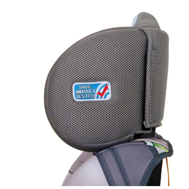 KE-3001BUZ KidsEmbrace Disney Buzz Lightyear Combination Harness Booster Car Seat (2 Pack) 5