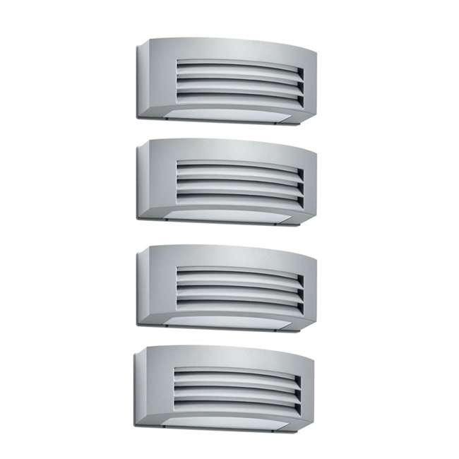 4 x PLC-171058748 Philips 24-Watt 1-Light Outdoor Wall Mount Light Fixture (4 Pack)