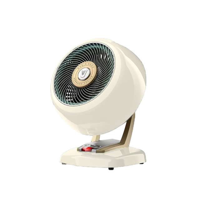 VHEAT-WHITE-OB Vornado VHeat Whole Room Vintage Space Heater, White (Open Box)