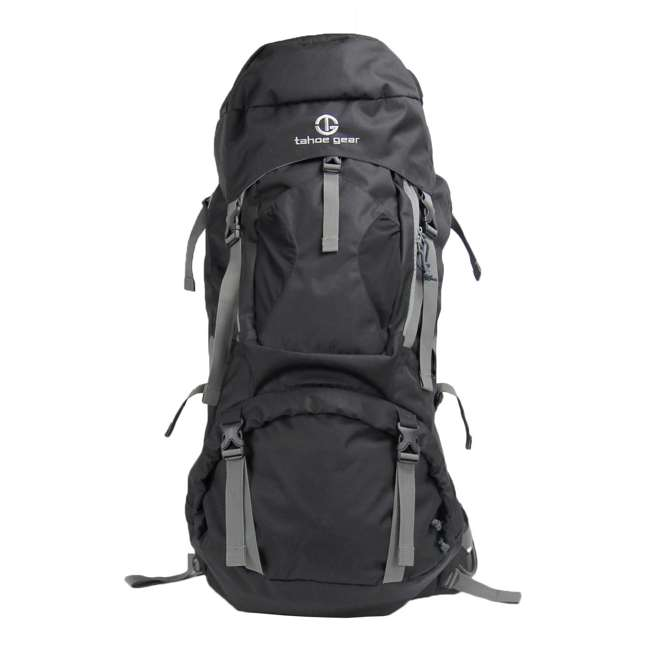 TGT-FAIRBANKS-0 Tahoe Gear Fairbanks 75L Premium Internal Frame Backpack 5
