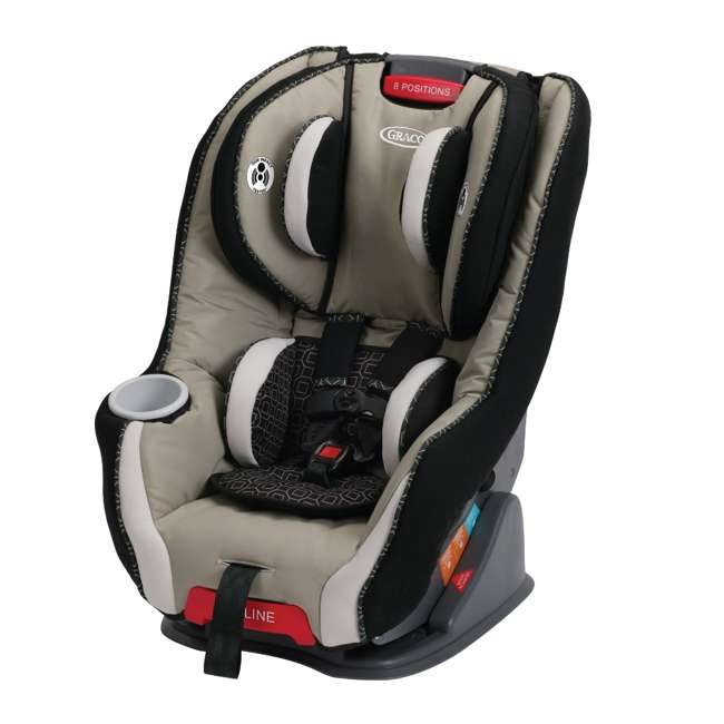 Graco Size4me 65 Convertible Car Seat Pierce 1903756
