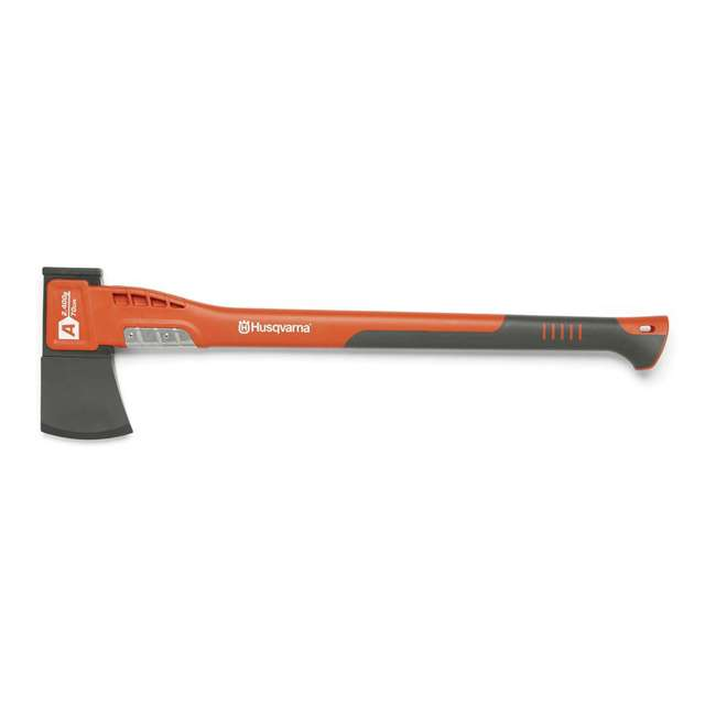 HV-PA-596282301 Husqvarna A2400 28 Inch Multi Purpose Fiberglass Composite Axe, Orange
