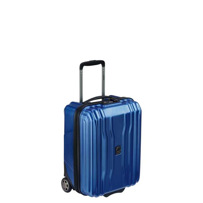 40207945102 DELSEY Paris Cruise Lite Hardside 2.0 Underseater Small Rolling Luggage Suitcase 1