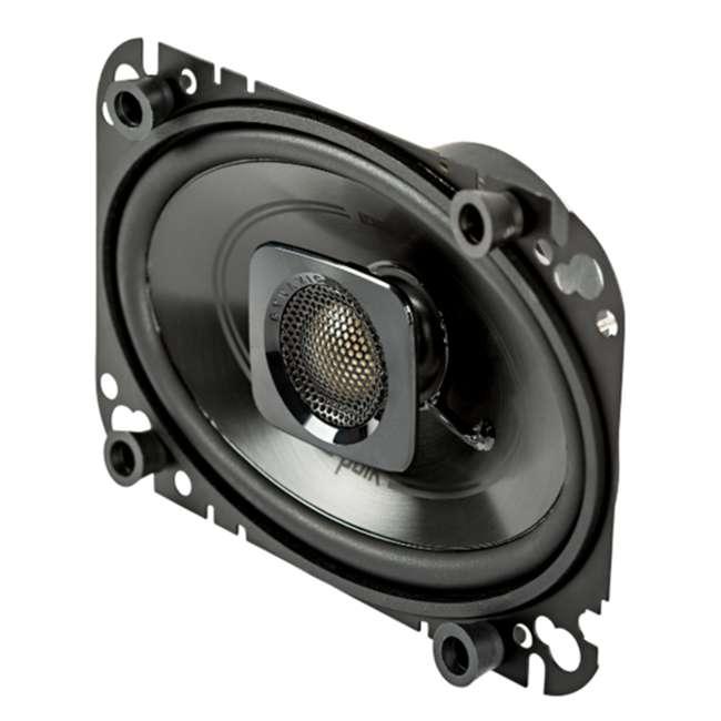 DB462 + 43DSC504 Polk Audio 150W Speakers w/ Kicker 200W Car Audio Speakers 3