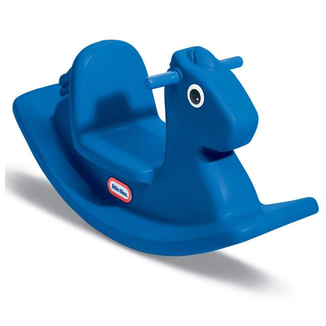620171MP Little Tikes Outdoor & Indoor Balance Rocking Horse for Toddlers