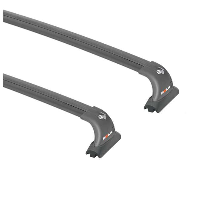 ROLA-59967-U-A ROLA AP-GTX Removable Roof Rack Cross Bars for Jeep Grand Cherokee (Open Box) 4