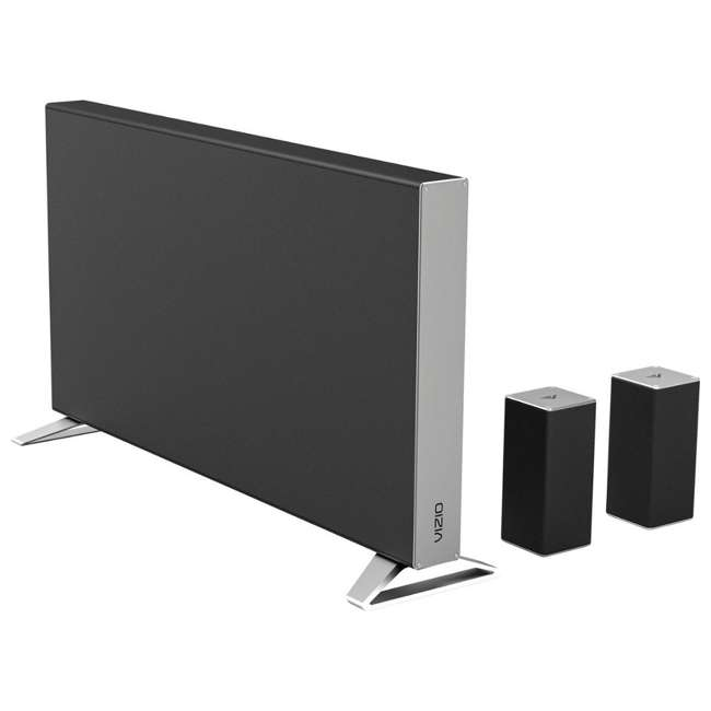 SB4051-D5B-RB-U-A VIZIO SmartCast 5.1 Sound Bar, Speakers & Subwoofer (Refurbished) (Open Box) 1