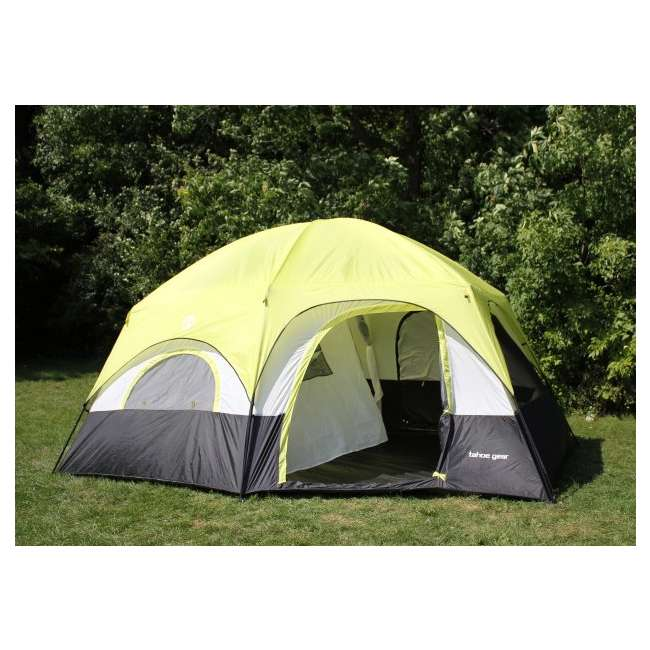 TGT-CORONADO-12 Tahoe Gear Coronado 12-Person Family Tent 2