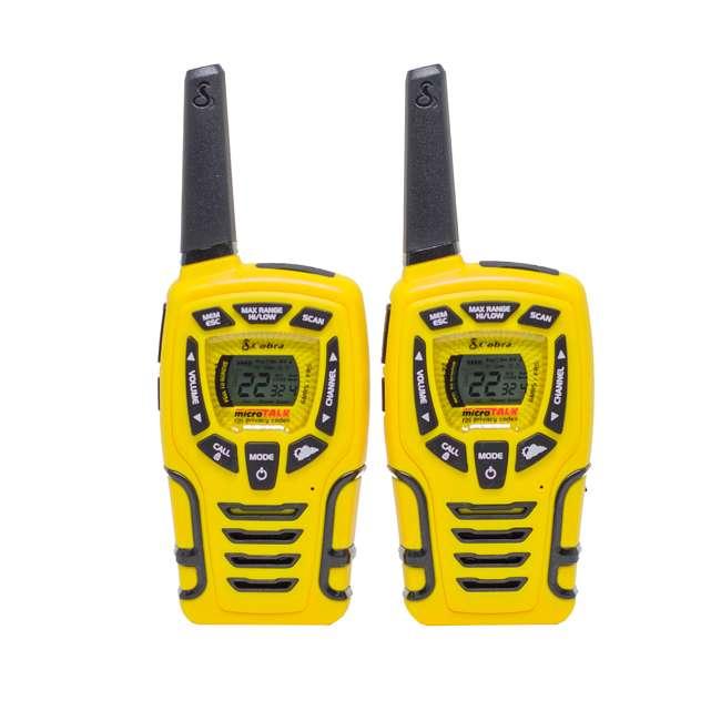 CX445 Cobra 28-Mile Sports Walkie Talkie Radios
