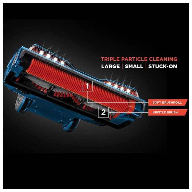 HV381_EGB-RB Shark Rocket HV381 DuoClean Light Corded Stick Vacuum (Certified Refurbished) 4