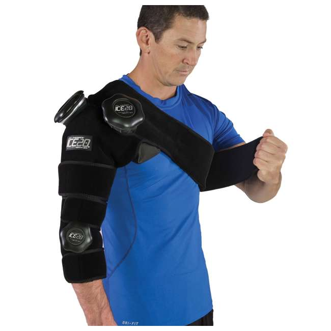 ICE-Combo Arm Bownet ICE20 Combo Ice Compression Wrap Ice-Combo Arm for Sports Arm Injuries 6