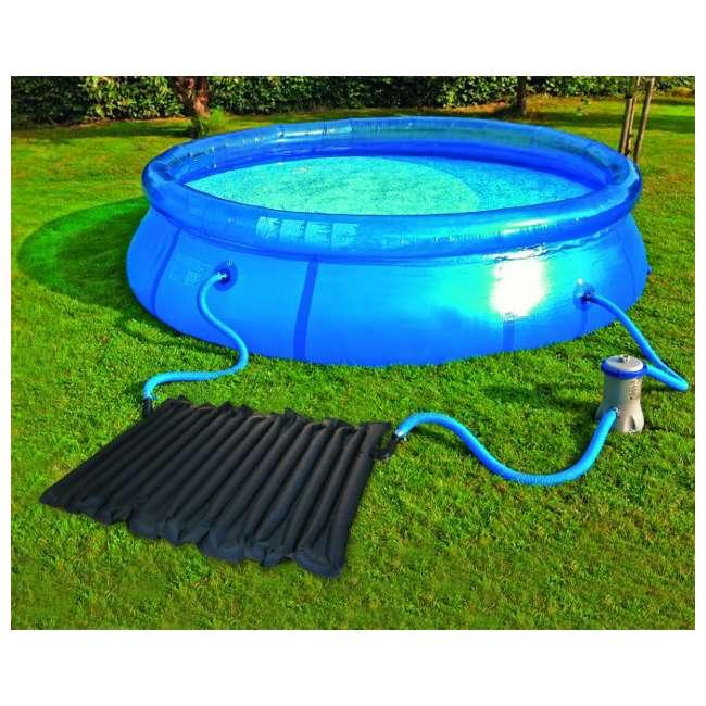Intex Pool Plumbing : Kokido solar swimming pool heating panel k cbx