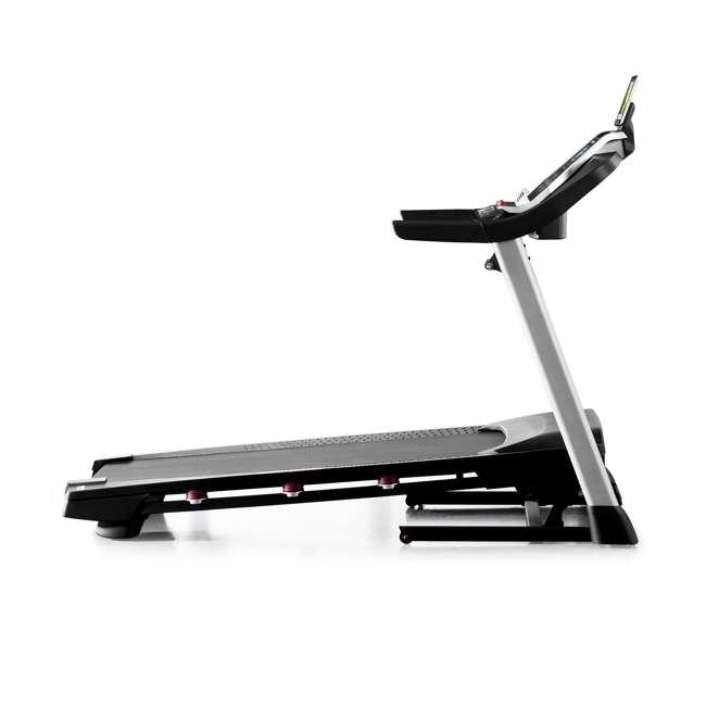 PFTL10916 + WAWKB4017 ProForm 905 CST iFit Folding Treadmill + Weider PowerBell 40 Pound Kettlebell 2