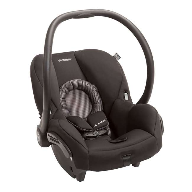 IC160BIZ Maxi-Cosi Mico Max 30 Infant Car Seat, Devoted Black 1