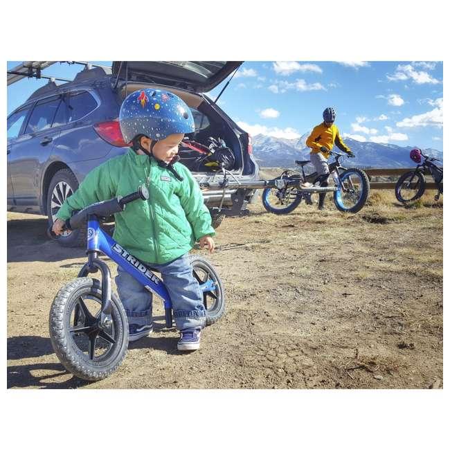 ST-S4BL Strider 12 Sport Balance Kids Learning Bike, Blue 6