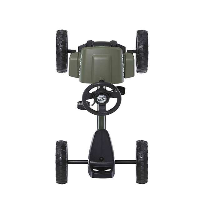 24.30.12.00 BERG Toys Jeep Buzzy Sahara Pedal Powered Kids Adjustable Go Kart 4