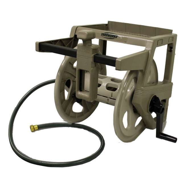 Yardworks Wall Mount Garden Hose Reel Ctctwm200
