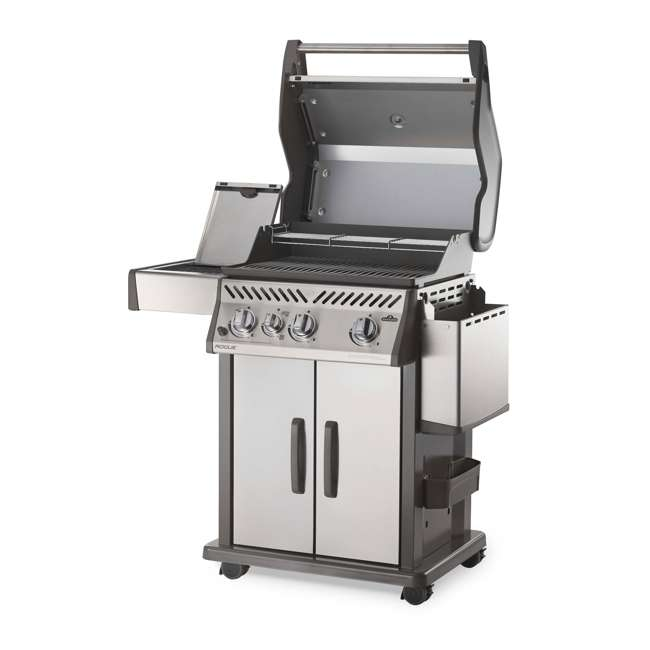 R425SIBPSS-OB Napoleon Rogue 425 Propane Gas Grill with Side  (Open Box) 2