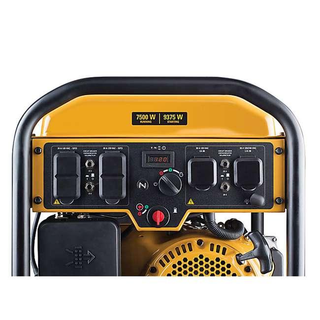 CAT-502-3690 RP7500 E Portable Generator  3