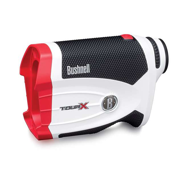 BGOLF-201540-RB Bushnell Tour X Laser Golf Rangefinder, (Certified Refurbished) 4