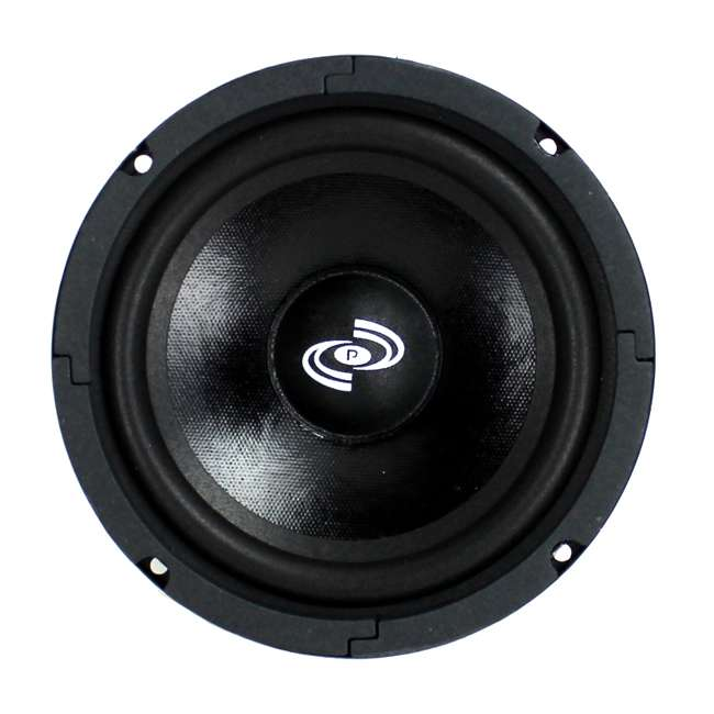 6 x PDMR8 Pyle PDMR8 MidRange 8-Inch 360W Mid Bass Speaker (6 Pack) 1