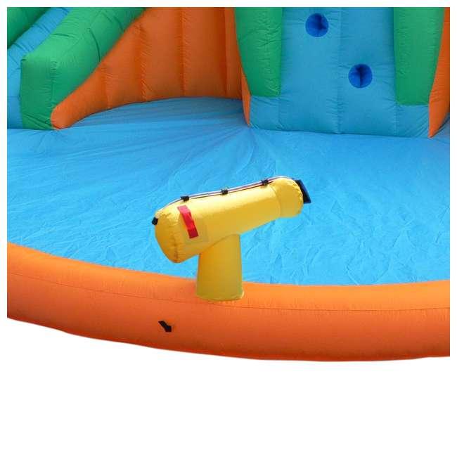 90475 Kahuna Twin Peaks Inflatable Water Slide Park 6