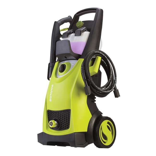 SUJ-SPX3000-RB Sun Joe Electric Pressure Washer 2030 PSI (Certified Refurbished)