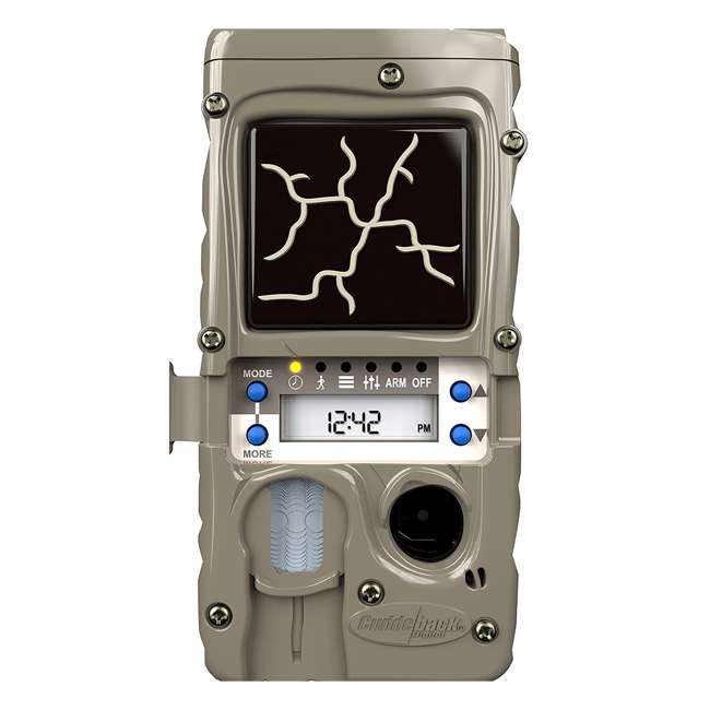 G-5055-CL-DUAL20 + SD4-16GB-SAN Cuddeback CuddeLink Hunting and Game Trail Camera + 16GB SD Card 7