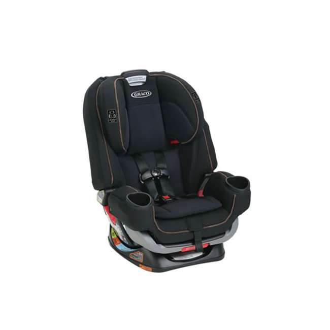 2047648 Graco 4Ever Extend2Fit 4 In 1 Rear & Front Facing Car Seat Booster Combo, Hyde 3