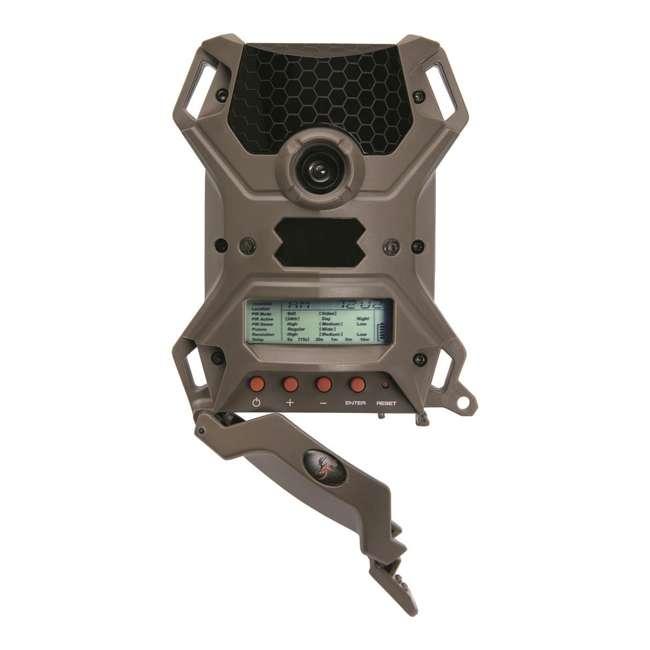 3 x WGI-V10i20A1 Wildgame Innovations Vision 10 10MP IR Game Trail Camera (3 Pack) 2