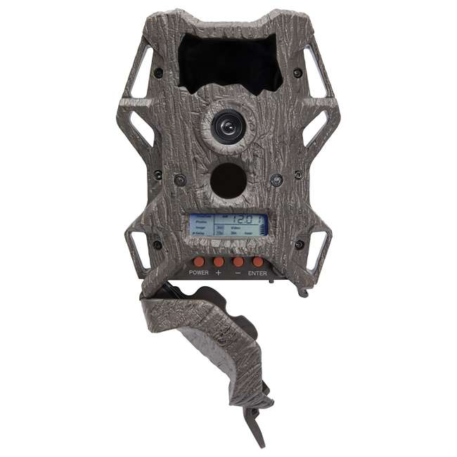 8 x WGICM0497 Wildgame Innovations 12MP Infrared Hunting Trail Game Camera (8 Pack) & SD Cards 3