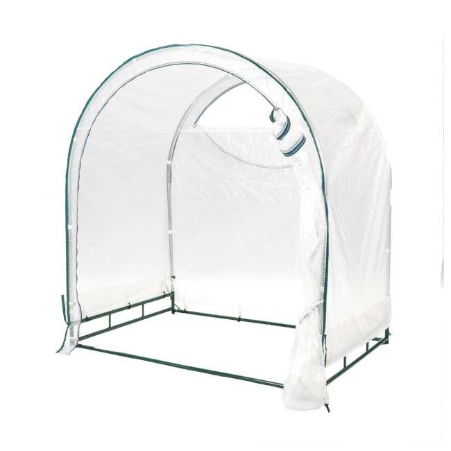 GH64 JumpKing 6 x 4-Foot Portable Polyethylene Greenhouse 1