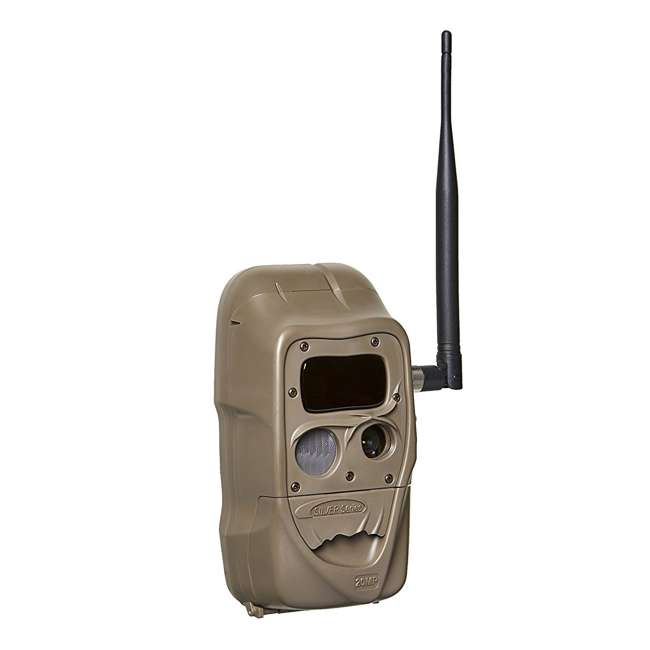 J1422-BLACKFLASH + 2 x SD4-16GB-SAN Cuddeback CuddeLink 20MP IR Game Camera  + 16GB SD Card (2 Each) 2