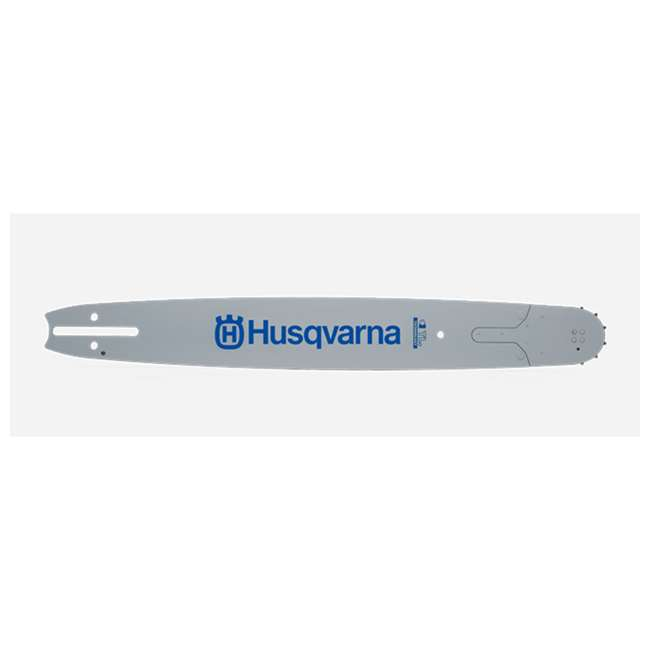 HV-PA-531300436 Husqvarna Chainsaw Bar 16 Inch 0.325 Pitch 0.50 Gauge Pixel