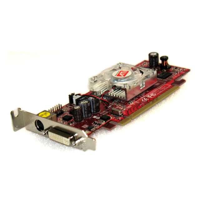 VCD002386-LOW ATI Radeon X1550 3D DVI Low Profile Video Card 256MB