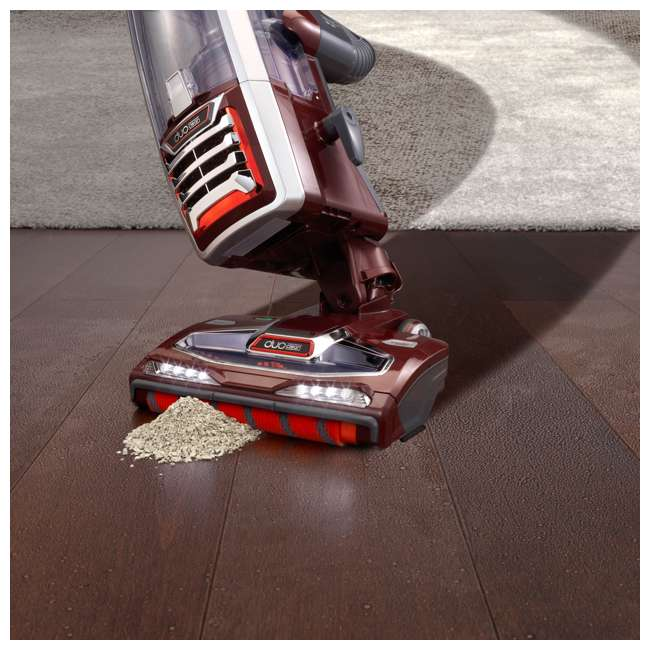 NV801-U-B Shark DuoClean Lift Away Speed Upright Canister Vacuum Cleaner (Used) 5