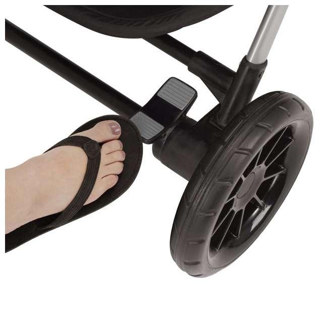 13812254 Evenflo Pivot Xpand Full Size Modular Convertible Baby Stroller, Percheron Gray 7