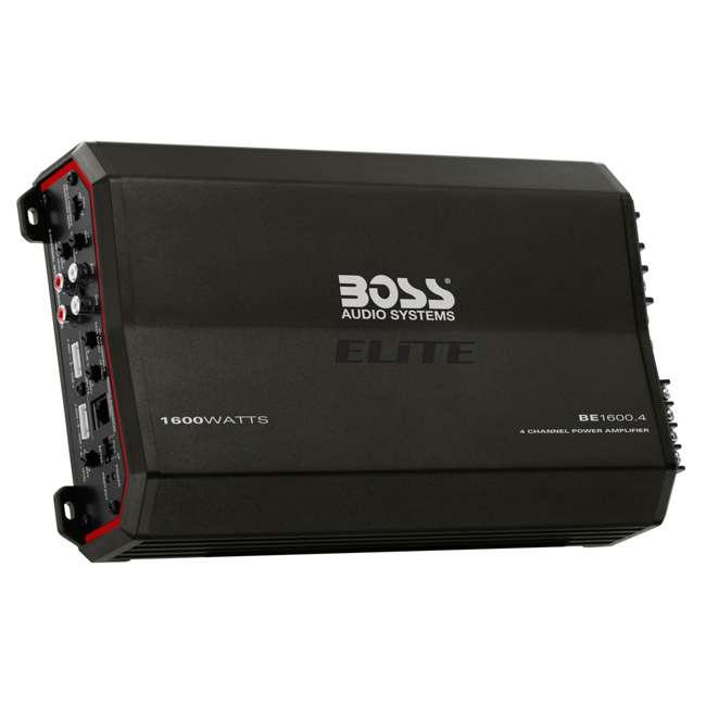 BE1600.4 Boss Audio Systems 1600 Watt Class A/B Amplifier