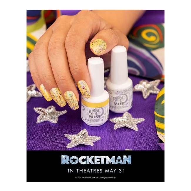 1900197-ROCKETMAN-4PK1 Gelish 9 Milliliter Soak Off Nail Polish Rocketman Collection 4 Pack 6