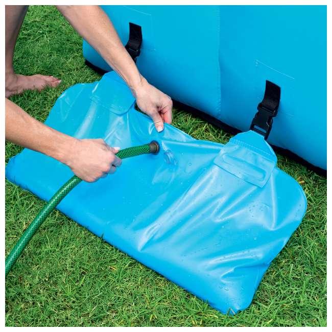53319E-BW Bestway H2OGO! Hydrostorm Splash Mega Inflatable Water Park 3
